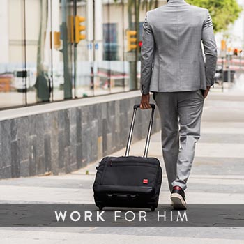 Work for him