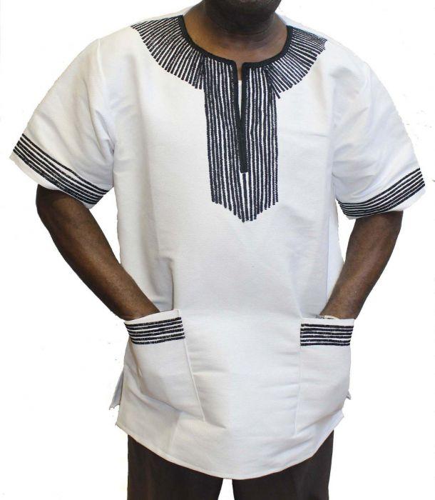 South African Attire XChosa Shirt