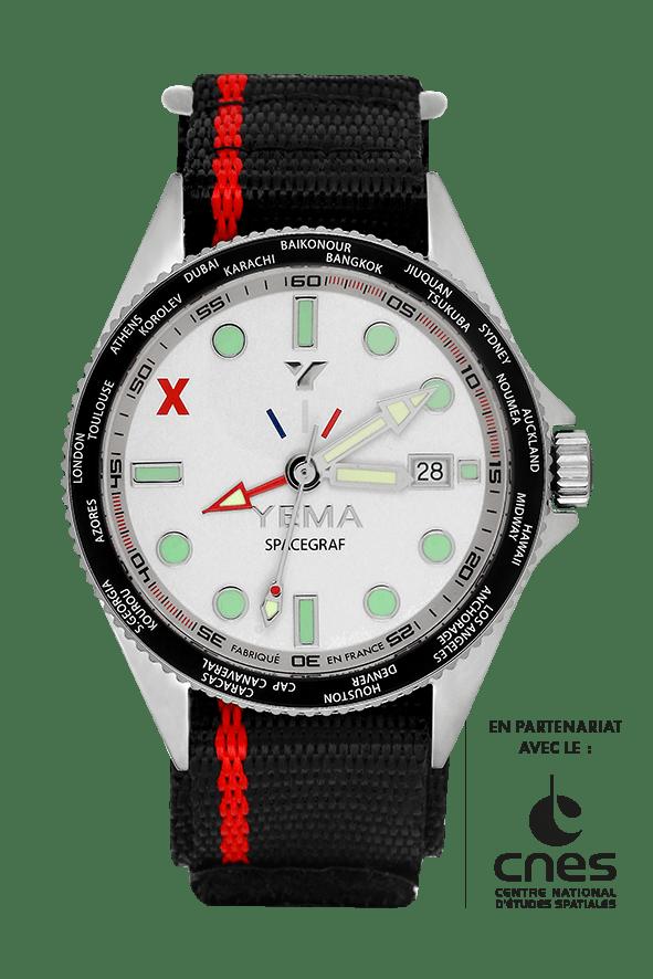 YEMA SPACEGRAF GMT
